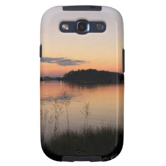 Sunset Lake Samsung Galaxy SIII Cover