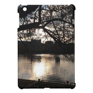 Sunset lake iPad mini case