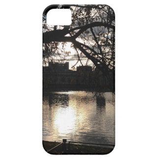 Sunset lake iPhone SE/5/5s case