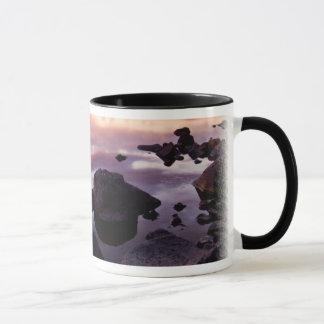 Sunset Lake Mug