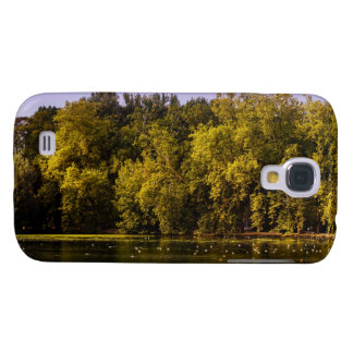 Sunset Lake Photograph Samsung Galaxy S4 Cases