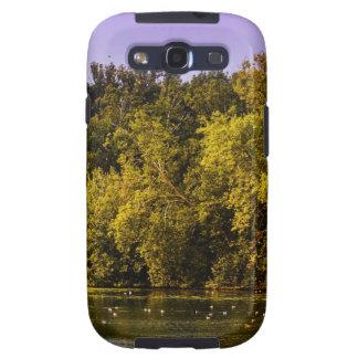 Sunset Lake Photograph Samsung Galaxy SIII Cover