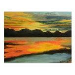 Sunset Lake Post Cards