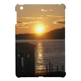 Sunset Lakeside Cover For The iPad Mini