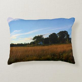 Sunset Landscape Accent Pillow