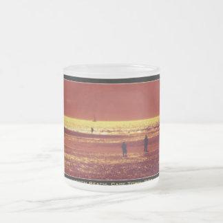 Sunset landscape - Cape Town. Customize mugs