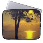 sunset laptop sleeve