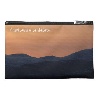 Sunset Layers Customizable Travel Accessories Bags