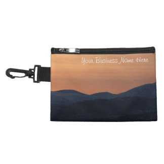 Sunset Layers Promotional Accessory Bag