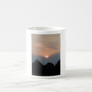 sunset LB Coffee Mug