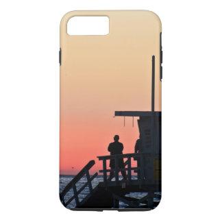 Sunset Lifeguard Station Beach Case