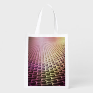 Sunset Liner Reusable Grocery Bag