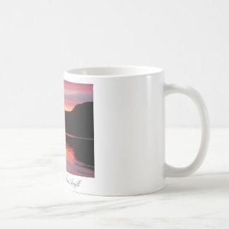 Sunset  Loch  Awe Argyll Mug