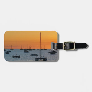 Sunset Tags For Luggage
