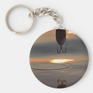 Sunset Lure Keychain