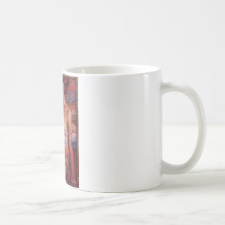 Sunset Mermaid cup