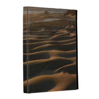 Sunset, Meyers Beach, Oregon, USA 2 iPad Folio Case