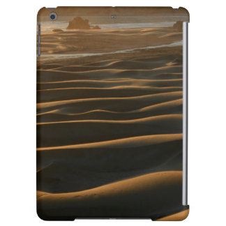Sunset, Meyers Beach, Oregon, USA 2 Cover For iPad Air