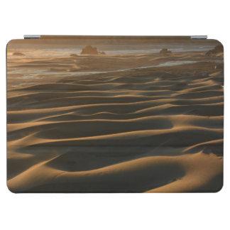 Sunset, Meyers Beach, Oregon, USA 2 iPad Air Cover