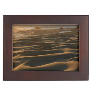 Sunset, Meyers Beach, Oregon, USA 2 Keepsake Box