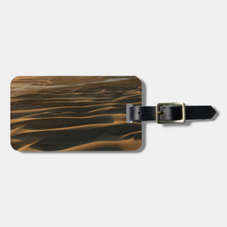 Sunset, Meyers Beach, Oregon, USA 2 Luggage Tag