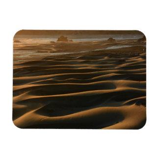 Sunset, Meyers Beach, Oregon, USA 2 Magnet