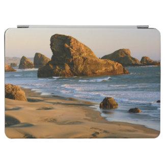 Sunset, Meyers Beach, Oregon, USA iPad Air Cover