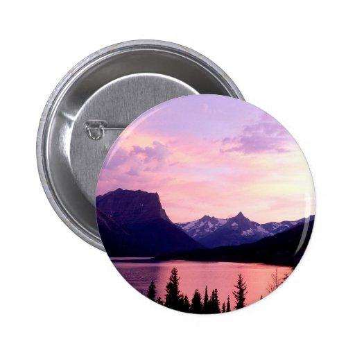 Sunset Montana Pins
