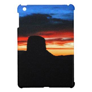 Sunset, Monument Valley, UT iPad Mini Case