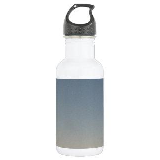 sunset moon stainless steel water bottle