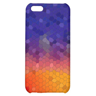 Sunset Mosiac iPhone 5C Covers