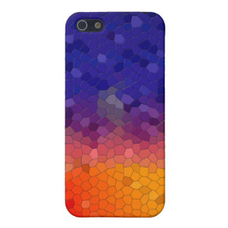 Sunset Mosiac iPhone SE/5/5s Cover