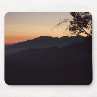 Sunset Mountain Mouse Pad
