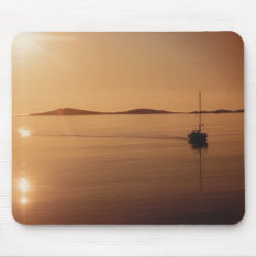 Sunset Mousepad at Zazzle