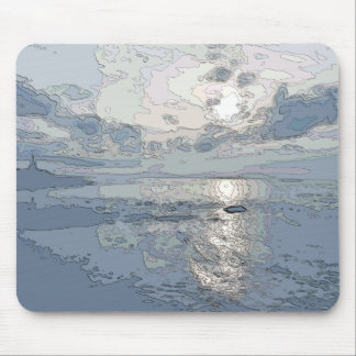 SUNSET MOUSE PADS