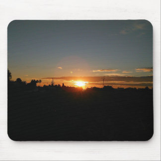 Sunset MousePad by IreneDesign2011