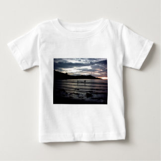 Sunset,Narin Strand, County Donegal,Ireland Baby T-Shirt