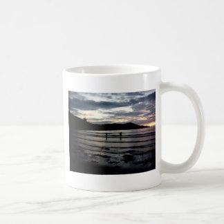 Sunset,Narin Strand, County Donegal,Ireland Coffee Mug