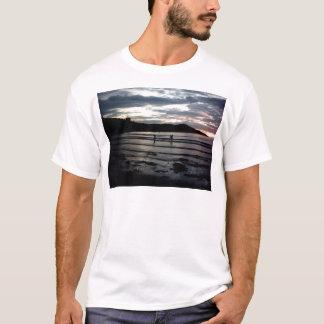 Sunset,Narin Strand, County Donegal,Ireland T-Shirt