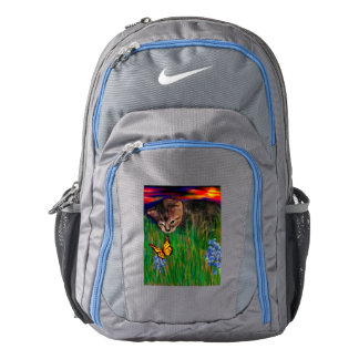 Sunset Nature Discovery Nike Performance Backpack