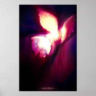 Sunset Nebula Poster