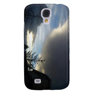 Sunset Nevada Skies Samsung Galaxy S4 Case