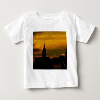 Sunset New York City Baby T-Shirt