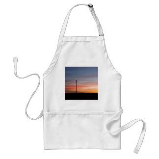 Sunset Nothing But Wireless Adult Apron