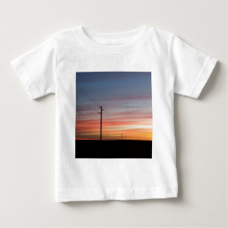 Sunset Nothing But Wireless Baby T-Shirt