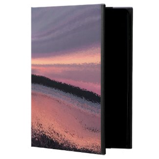 Sunset Ocean Wave Abstract Powis iPad Air 2 Case