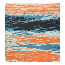 Sunset/Ocean/Wave/Sea Bandana