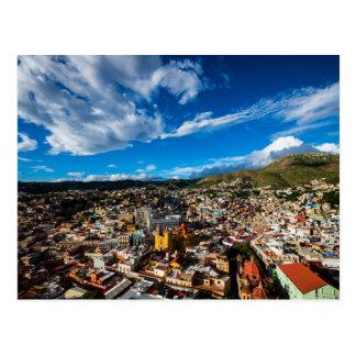 Sunset Of Guanajuato Postcard
