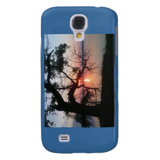 Sunset Of The Eve iPhone Case