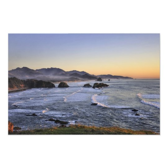 Sunset of Tranquility Photo Print